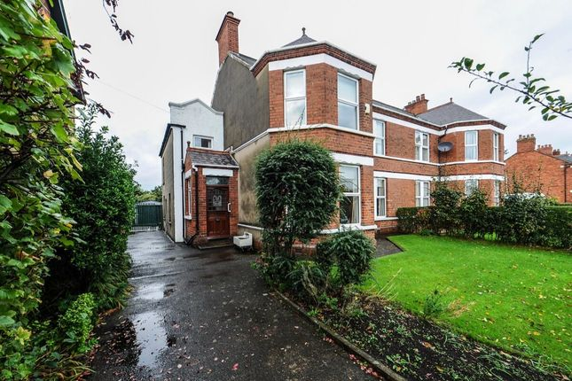 Thumbnail Semi-detached house for sale in Cregagh Road, Belfast