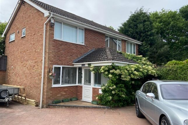 Thumbnail Detached house to rent in Welcombe Drive, Sutton Coldfield