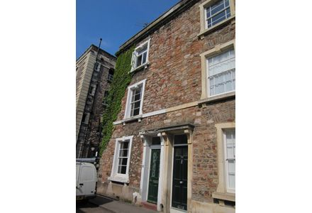 Thumbnail End terrace house to rent in Portland Street, Bristol