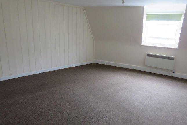 Bedroom of St. Edmund Street, Weymouth DT4
