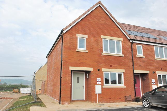 Thumbnail Terraced house for sale in Cleeve View, Bishops Cleeve