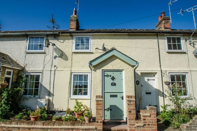 Thumbnail Terraced house for sale in Hillfoot Road, Shillington, Hitchin