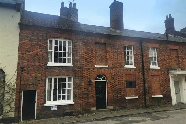Thumbnail Terraced house for sale in Silverless Street, Marlborough, Wiltshire