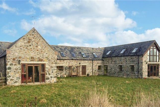 Thumbnail Barn conversion for sale in Old Rayne, Insch, Aberdeenshire