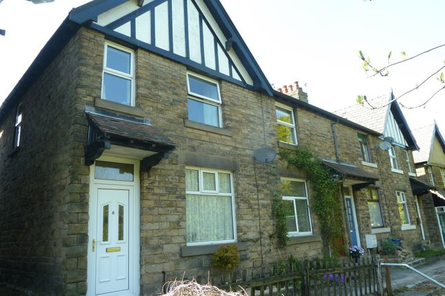 Thumbnail Cottage to rent in Oak Bank, Newtown, Disley, Stockport