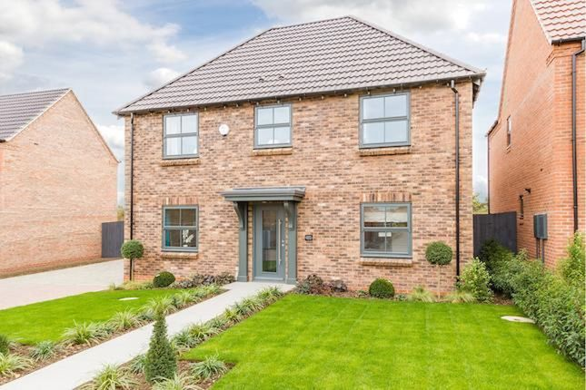 Thumbnail Detached house for sale in Valley View, Retford