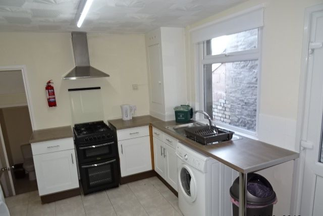 Thumbnail Terraced house to rent in Hilda Street, Treforest, Pontypridd