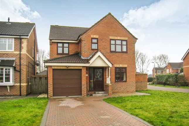 Thumbnail Detached house for sale in Cranberry Way, Pickering Road, Hull