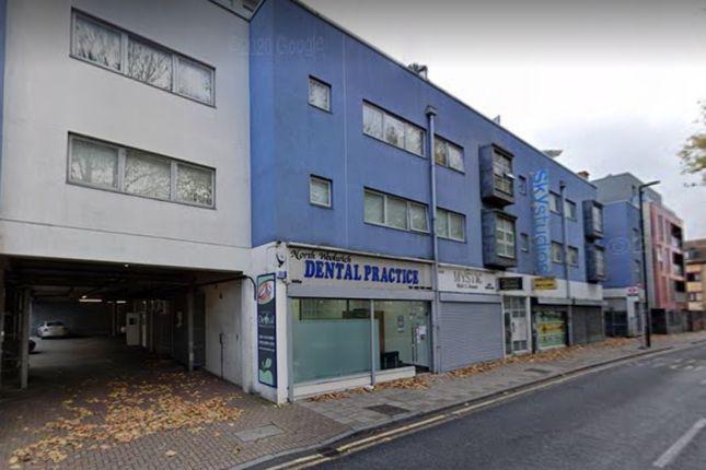 Thumbnail Flat to rent in 147 Albert Road, London