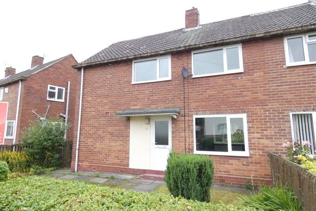 Semi-detached house to rent in Aycliffe Crescent, Gateshead