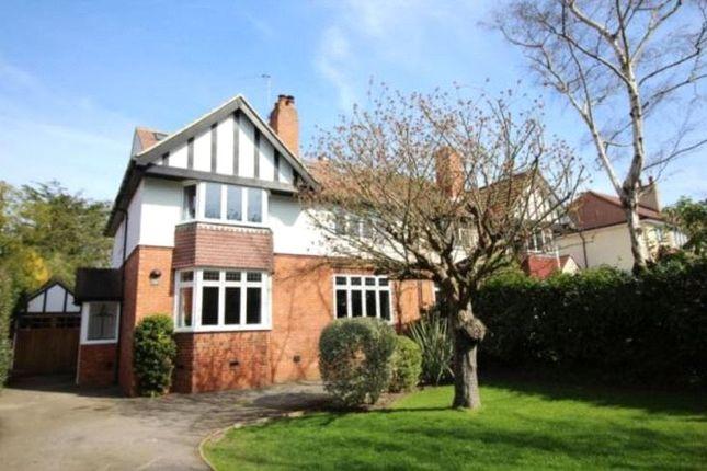 Thumbnail Semi-detached house to rent in Farley Road, Selsdon, South Croydon