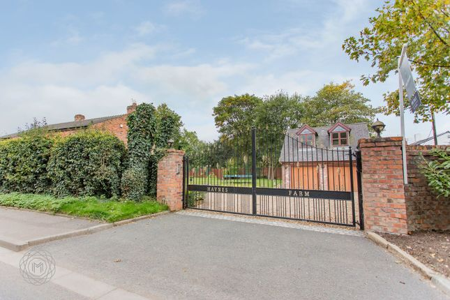 Thumbnail Detached house for sale in Lower Green Lane, Tyldesley, Manchester