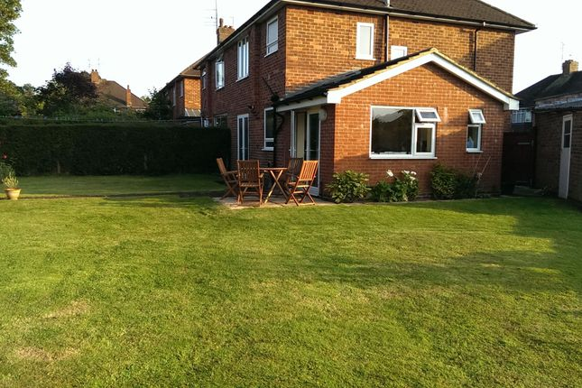 Thumbnail Semi-detached house to rent in Winchester Close, Northampton