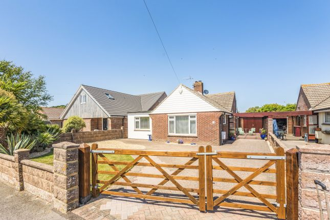 Thumbnail Detached bungalow for sale in Howard Avenue, West Wittering