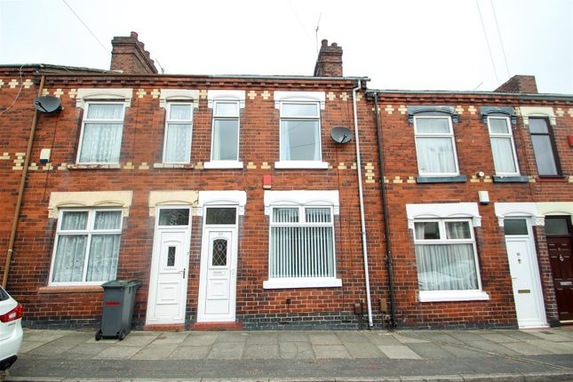Thumbnail Terraced house to rent in Acton Street, Birches Head, Stoke-On-Trent