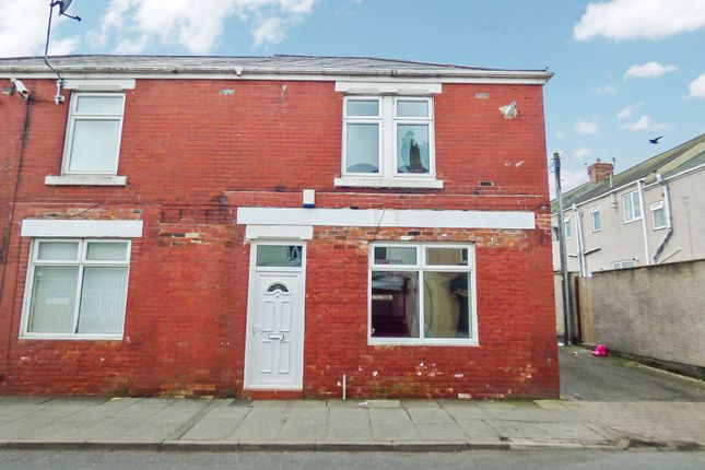 2 bed terraced house to rent in Spencer Street, Eldon Lane, Bishop Auckland DL14