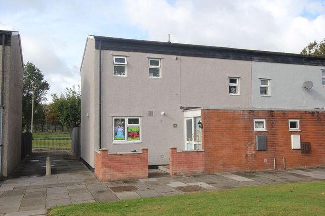 Thumbnail Semi-detached house for sale in Mallory Close, St. Athan, Barry