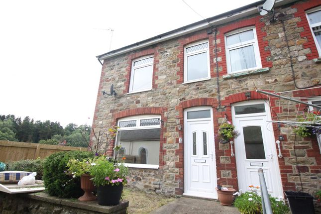 Thumbnail Terraced house to rent in Gelli Place, Abersychan, Pontypool