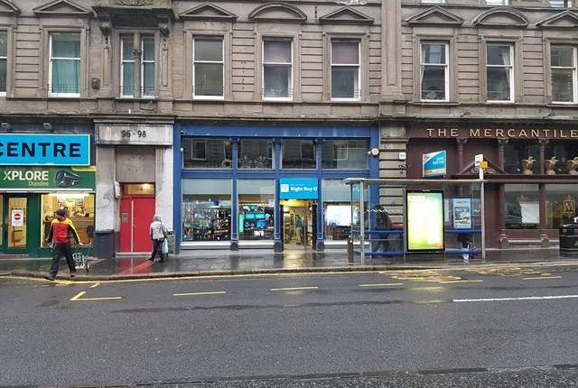 Thumbnail Retail premises for sale in Commercial Street, Dundee