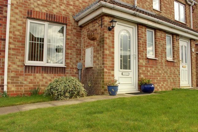 Thumbnail Semi-detached house for sale in Robinia Drive, Hull