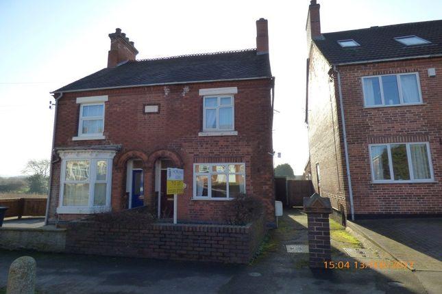 Thumbnail Semi-detached house to rent in Bosworth Road, Measham, Swadlincote