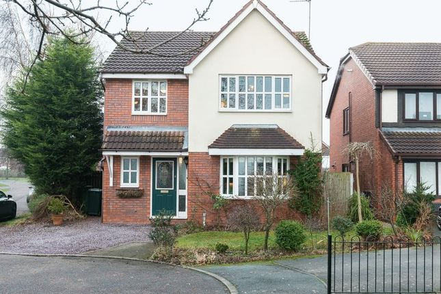 Thumbnail Detached house for sale in Priory Close, Burscough, Ormskirk