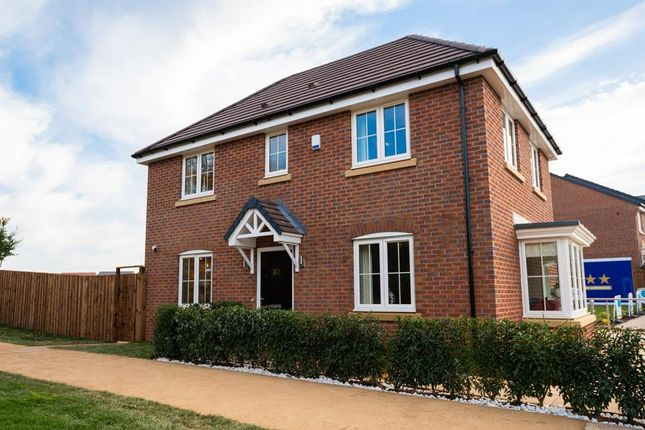 "3 bed detached house for sale in ""Eaton"" at Platt Lane, Keyworth, Nottingham NG12"