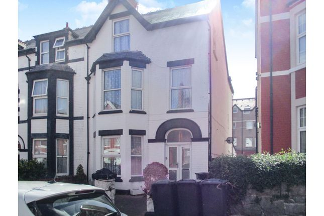 Thumbnail End terrace house for sale in Hawarden Road, Colwyn Bay