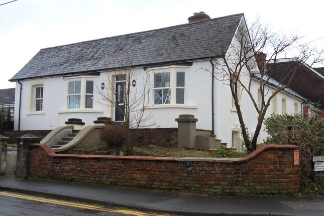 Thumbnail Bungalow to rent in Wharf Road, Ash Vale