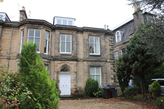 Thumbnail Flat to rent in Park Terrace, Stirling