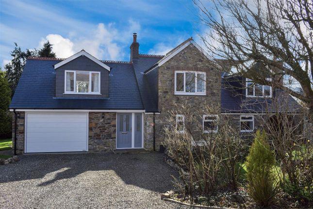 Thumbnail Detached house for sale in Treffgarne, Haverfordwest