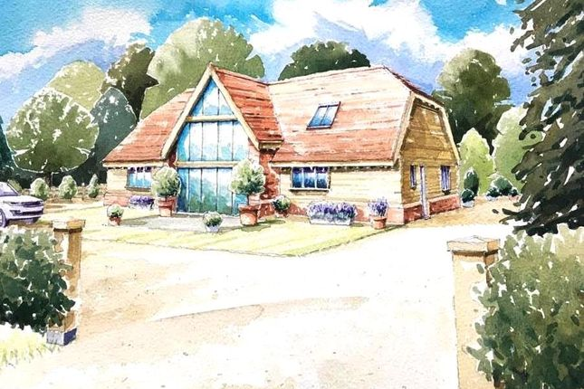 Thumbnail Detached house for sale in Plot 3, Hawksworth Place, Cholsey, Wallingford