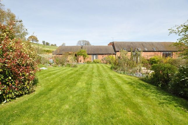 Thumbnail Barn conversion for sale in Lichfield Road, Hamstall Ridware, Rugeley