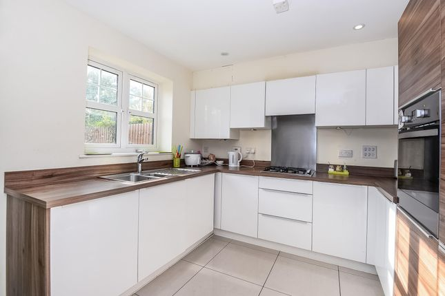 Thumbnail Terraced house to rent in Limes Close, Redhill