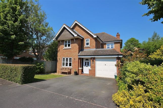 Thumbnail Detached house for sale in Mably Grove, Wantage