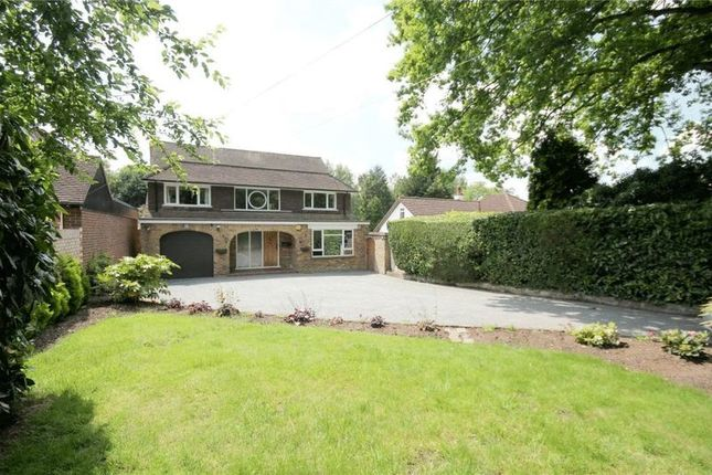 Thumbnail Detached house for sale in Ruxbury Road, Chertsey