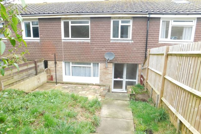 Thumbnail Terraced house to rent in Elm Court, Newhaven