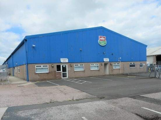 Thumbnail Industrial to let in Brunthill Road, Kingstown Industrial Estate, Carlisle