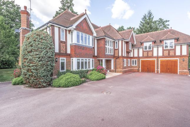 Thumbnail Detached house to rent in Priory Road, Sunningdale