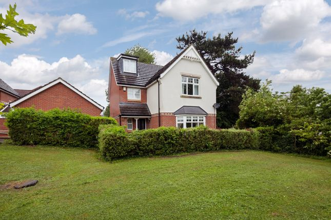 Thumbnail Detached house for sale in Heasman Close, Newmarket, Suffolk