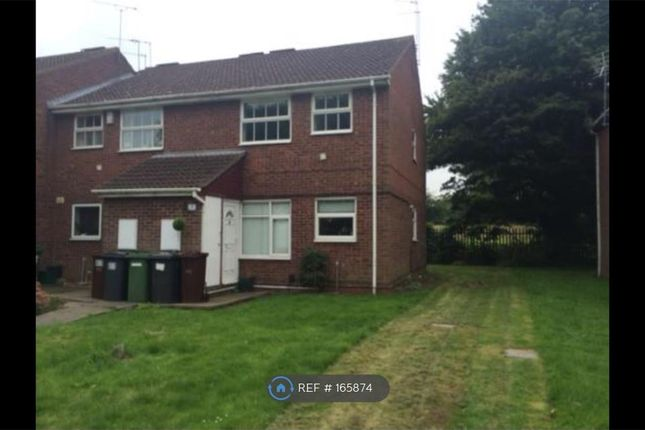 Thumbnail Maisonette to rent in Weyhill Close, Wolverhampton