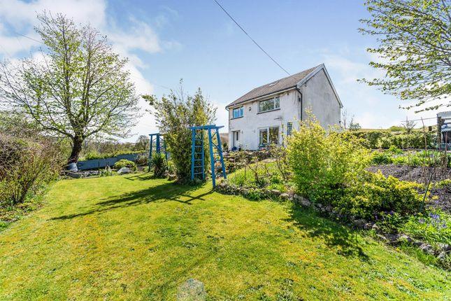 Thumbnail Detached house for sale in Waen Ebbw Road, Nantyglo, Ebbw Vale