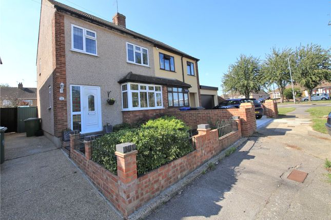 3 bed semi-detached house for sale in Old Jenkins Close, Stanford-Le-Hope SS17