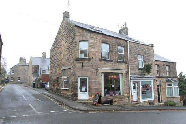 Thumbnail End terrace house for sale in Bank Road, Matlock