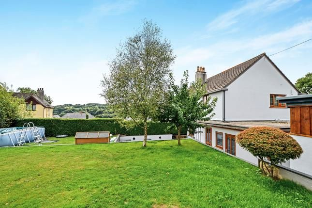 Thumbnail Semi-detached house for sale in Chacewater, Cornwall