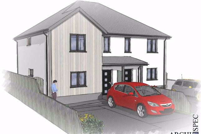 Thumbnail Semi-detached house for sale in Capel Evan Road, Carmarthen