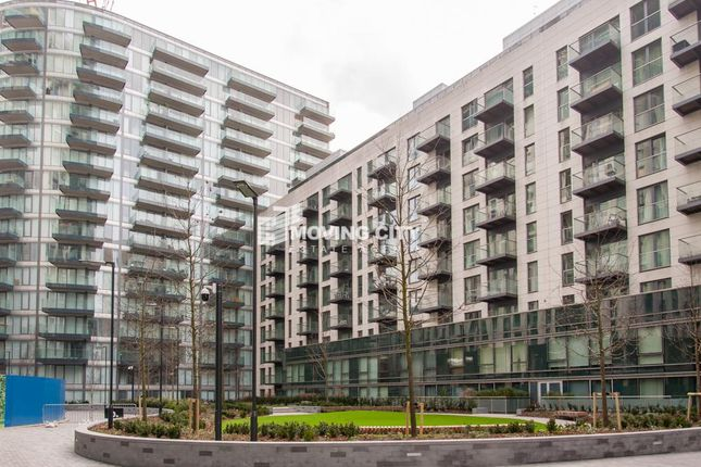 Thumbnail Flat for sale in Baltimore Wharf, Canary Wharf, London, London, UK