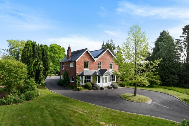 Thumbnail Detached house to rent in Burnt Oak Lane, Waldron, Heathfield