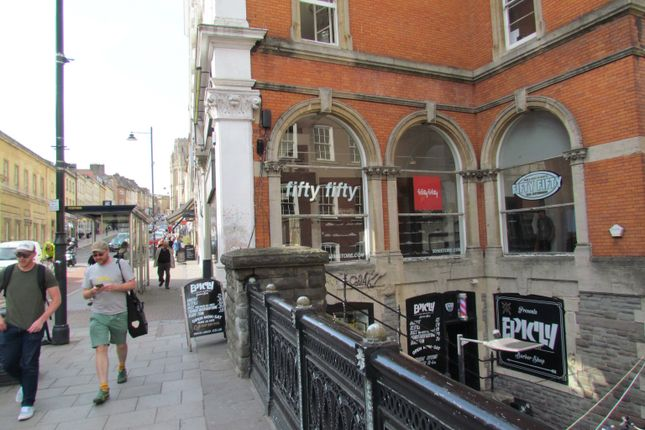 Thumbnail Retail premises to let in Park Street, Bristol