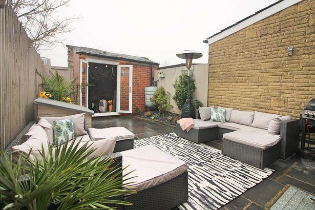 Garden At Back of Bury Road, Tottington, Bury BL8